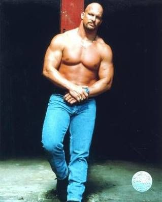 Stone cold steve steve austin and stones on pinterest