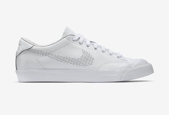 Nike All Court 2 QS - Triple White