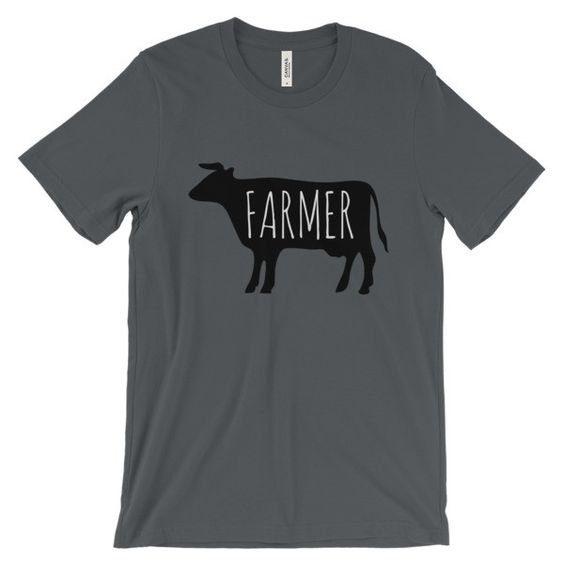 Proud to be a farmer? Show it off with this original Farm Life silhouette…