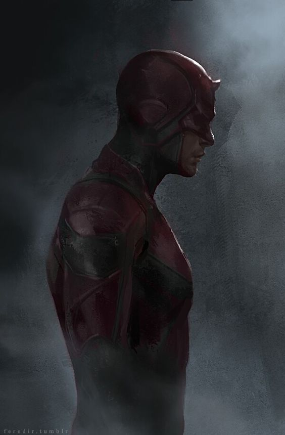 Daredevil fanart by feredir - Visit now to grab yourself a super hero shirt…