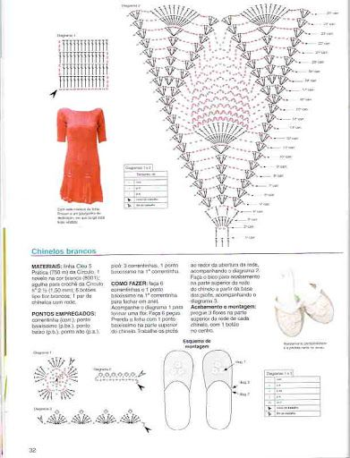 Figurino Croche 21 - fang - Álbuns Web Picasa