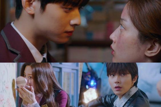 "Watch: Moon Ga Young Is Desperate To Hide The Truth From Cha Eun Woo And Hwang In Yeob In New ""True Beauty"" Teaser"
