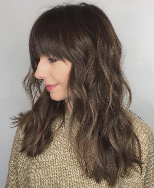 Best Razor Haircut For Long Hair Medium Hair Styles Long Hair Styles Razored Haircuts