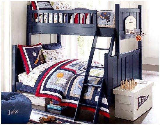 Emérita desastre: decoración: habitaciones compartidas para chicos ...