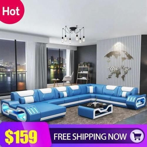 Flash Sale Only 159 Free Shipping Next Modern Living Room Furniture Leather Sofa Set W Furniture Sofa Set Modern Furniture Living Room Luxury Sofa Design