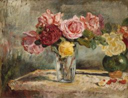 Louis Valtat French, 1869-1952, Still Life (Flowers)