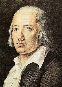 Einige Gedanken zum 245. Geburtstag Friedrich Hölderlins
