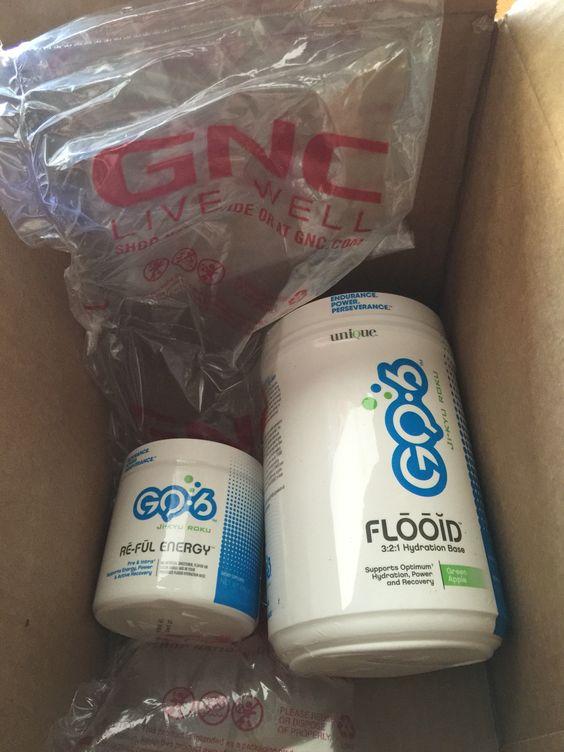 #GQ-6 #flooid #energy get it at GNC.com