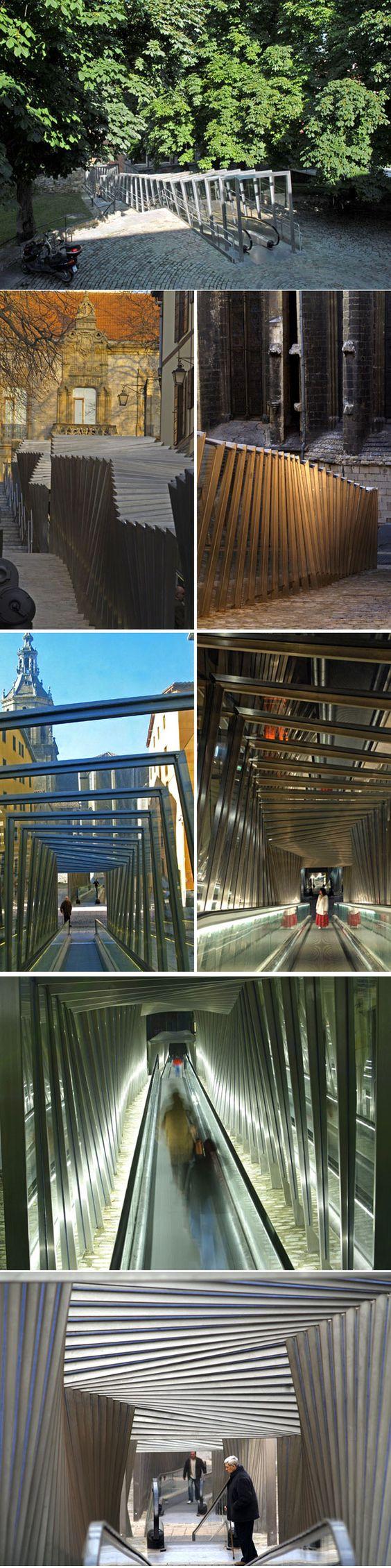 Mechanical ramps par Roberto Ercilla