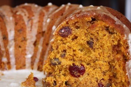 holiday bundt cake