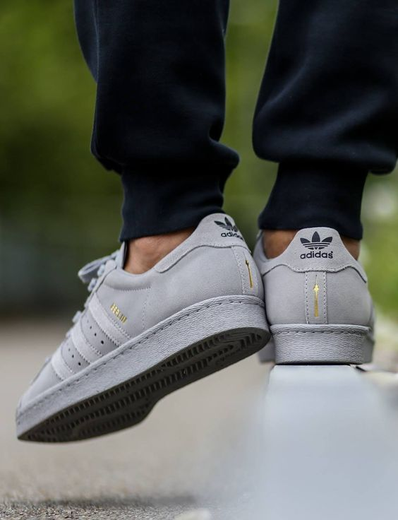 Adidas Superstar Ch So Grey