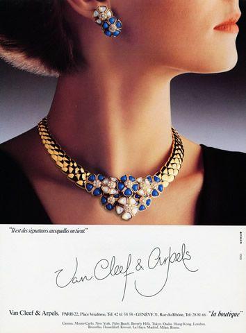 Van Cleef & Arpels 1990