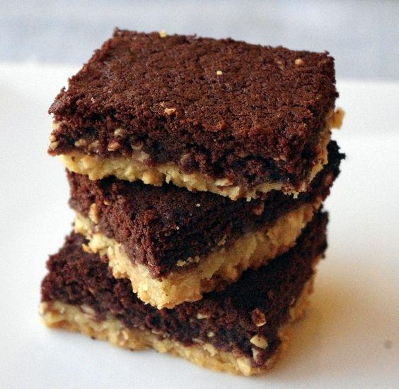 Shortbread Brownies | Brownies & Bars | Pinterest | Brownies, Witches ...