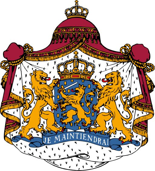 Coat of arms of the #Netherlands | #Nederland #heraldry