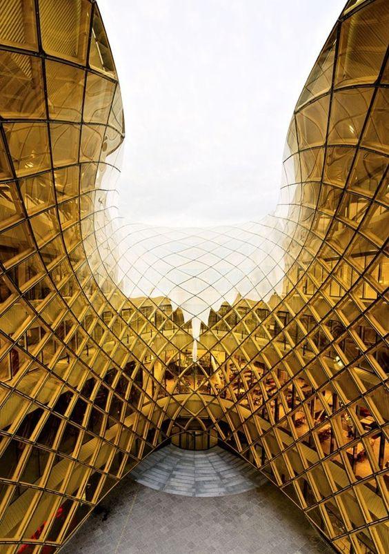 Arquitetura. Emporio Shopping by GERT WINGARDH