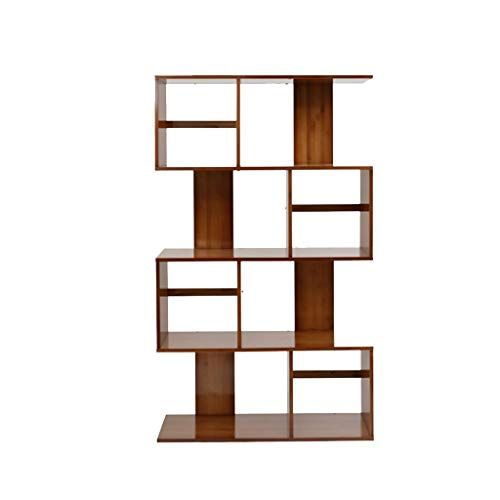 Bookcases Bookshelf Bamboo Floor Rack Combination Bookshelf Living