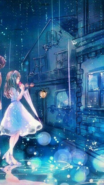 50 Pairs Of Cute Couple Phone Wallpapers Part 2 Wallpaper Pasangan Wallpaper Anime Ilustrasi