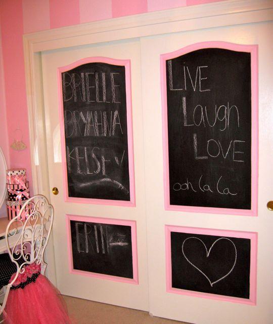 5 Ways To Decorate Your Closet Doors Paris Bedroom The