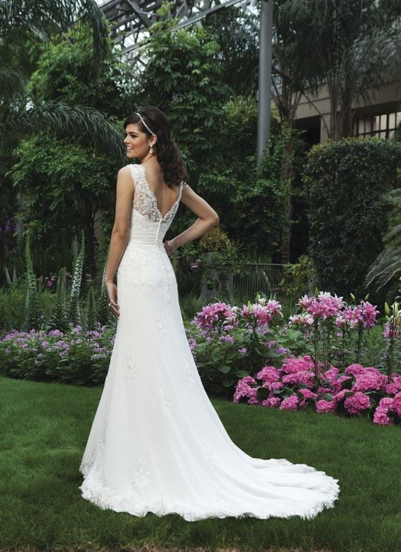 Sincerity Bridal Worldwide - Wedding Gowns, Dresses and Evening wear | All Styles 3730