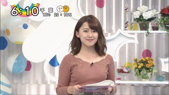 ZIP!の尾崎里紗アナ