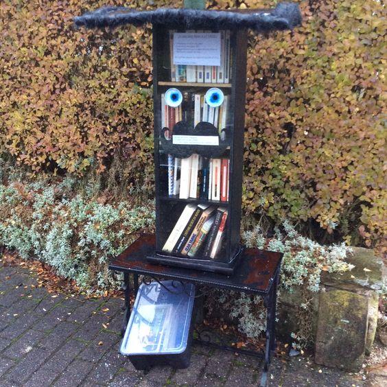 Boite à livres Villers-la-Ville 2