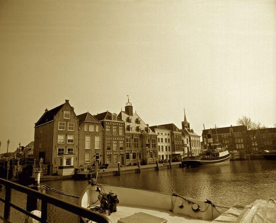 Harbour Maassluis