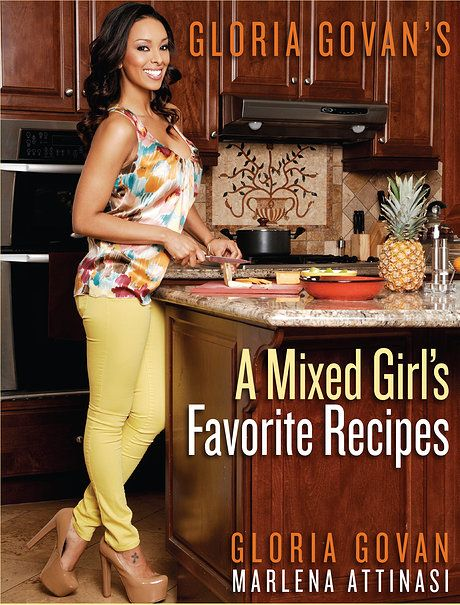 A Mixed Girl's Favorite Recipes- cookery book