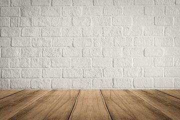 Stock Photos Royalty Free Images Graphics Vectors Videos Adobe Stock Brick Wall Background White Brick Walls Wooden Table Top