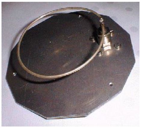 Loop Feed for Dish Antenna by DL4MEA - (Paul Wade - W1GHZ)