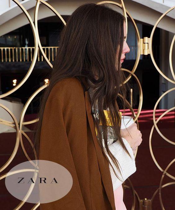 Top 10 Most Fashion-Forward High Street Fashion Retailers: Zara  #fashion