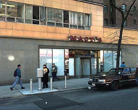 Macys Parkchester Bronx NY  Malls Now Malls Then Shop til