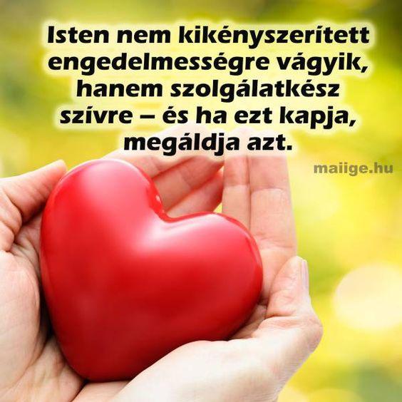 engedelmes szív