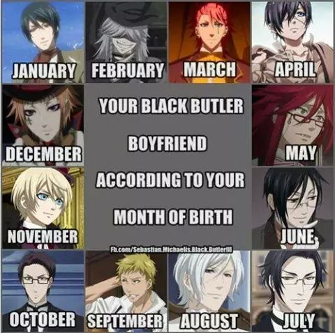 I really wanted April or November but I'm OctoberCri everytime