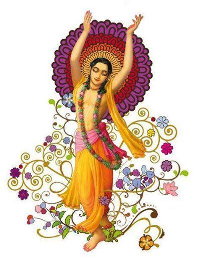 Image result for caitanya mahaprabhu gif