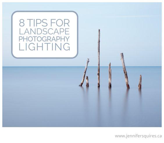 8 Tips for Landscape Photography Lighting
