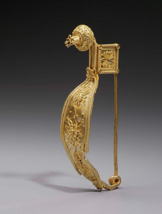 Pin (fibula) | Museum of Fine Arts, Boston