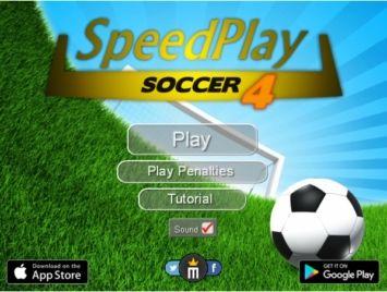 FREE SUPER SOCCER GAMES ONLINE SPEEDPLAY SOCCER 4