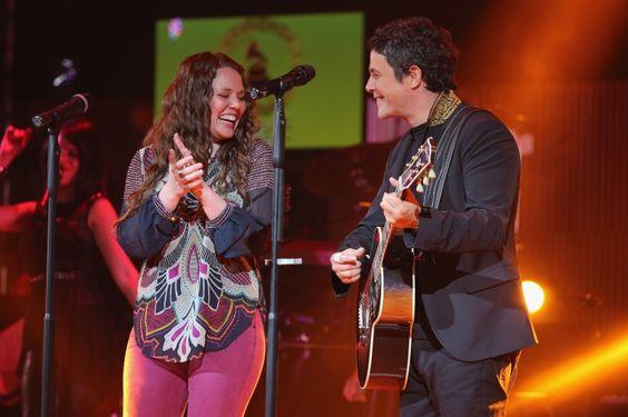Joy & Alejandro Sanz
