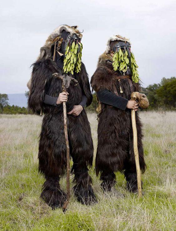 Creative Costumes of Still-Practiced Pagan Rituals of Europe (19 pics) | Bored Panda