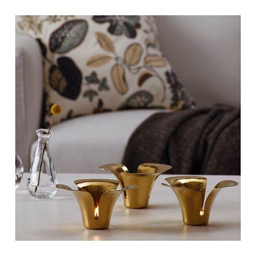 STILLHET Tealight holder - IKEA: