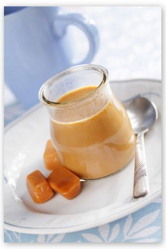 le flan au caramel au beurre sal http www. Black Bedroom Furniture Sets. Home Design Ideas