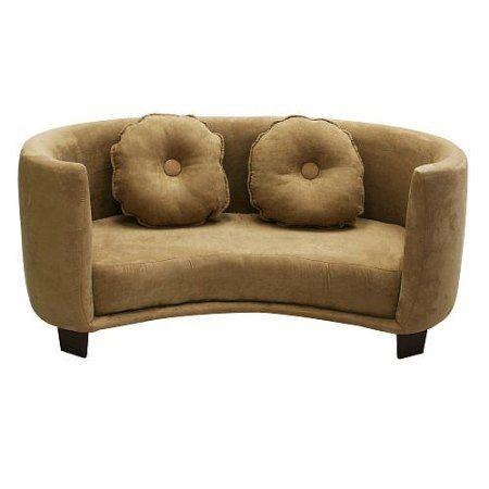 Amazon.com: Newco Kids Comfy Micro Sofa, Lime: Baby
