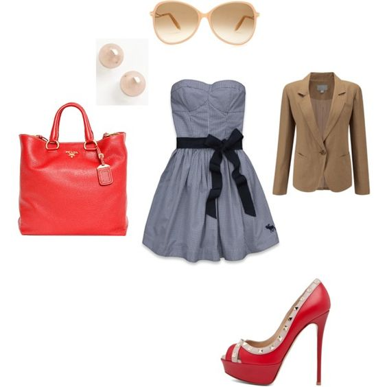 """City Chic"" by anakari on Polyvore"