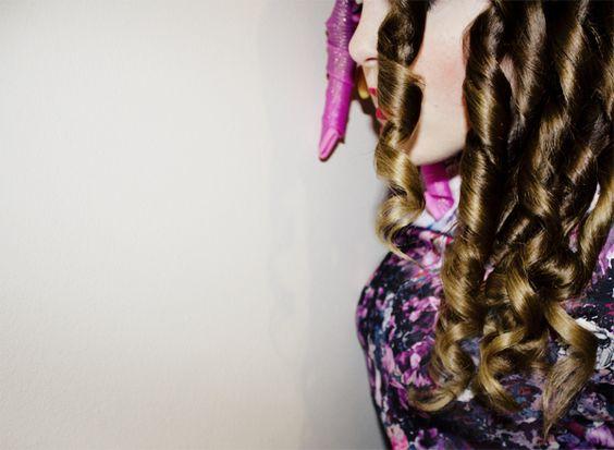 curlformer curls by Lela London