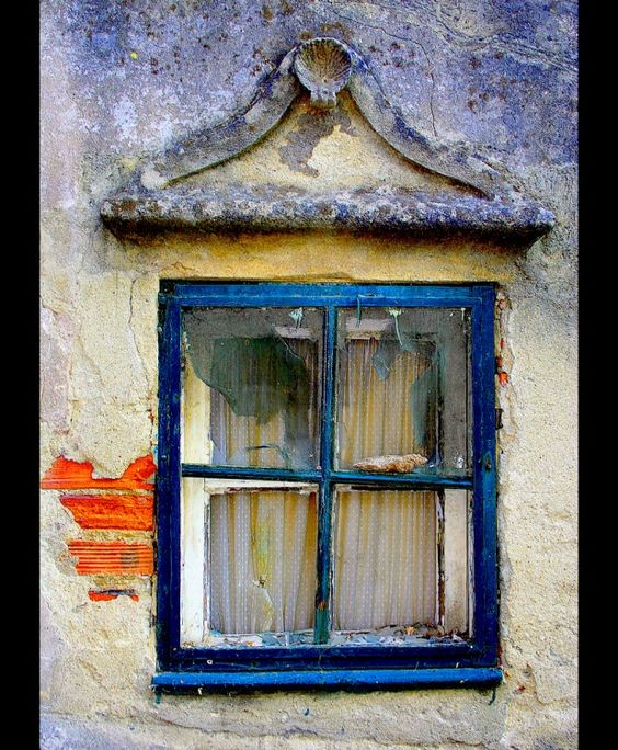 Poética  janela.