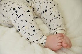 emma en mona: Gratis patroon. Baby leggings. Maat 50-80
