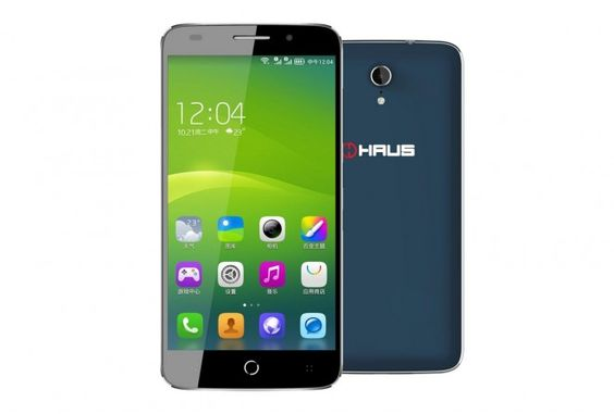 Novedad: Haus se lanza al mercado de lo smartphones con el Haus Omega LTE