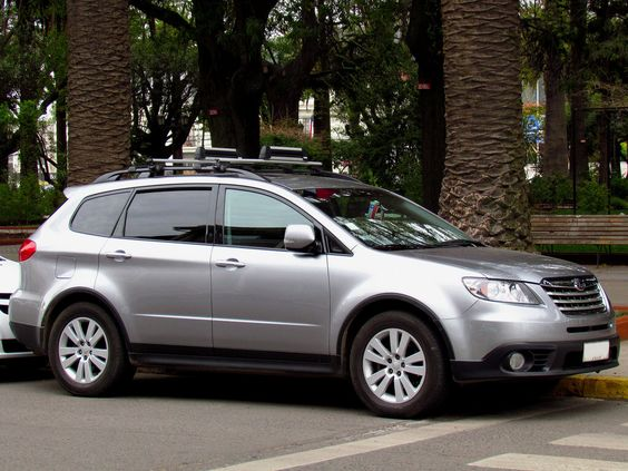 Subaru Tribeca Limited 2012