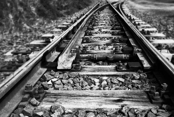 Entscheidungen... Schmalspurbahn im Brohltal