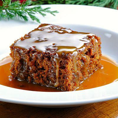 Old Fashioned Ginger Bread - yum yum